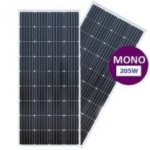 205w Monokristal Güneş Panelİ